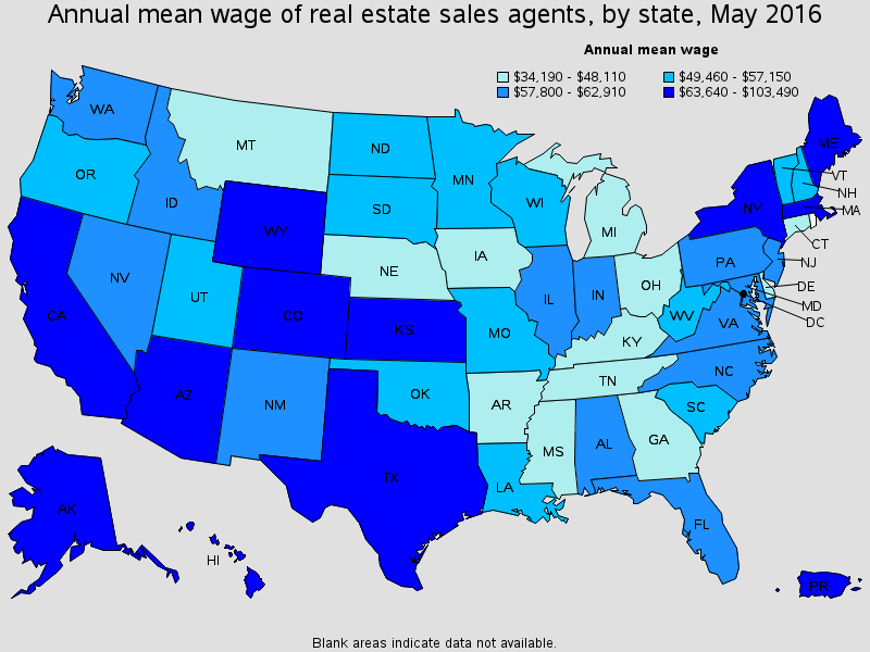 How Much Do Realtors Make in Texas? - AceableAgent