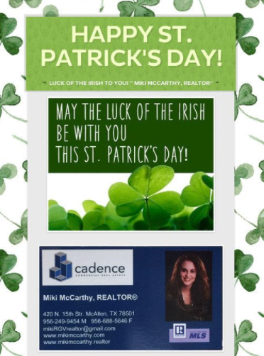 St Patricks Day Marketing Ideas For Real Estate Agents Aceableagent